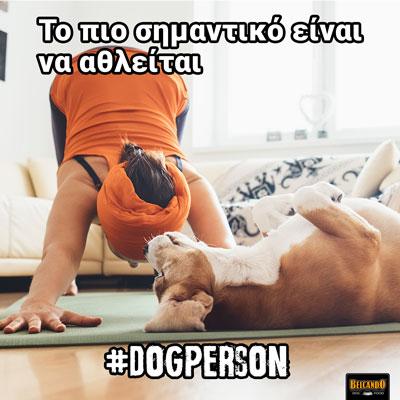 #Hundemensch